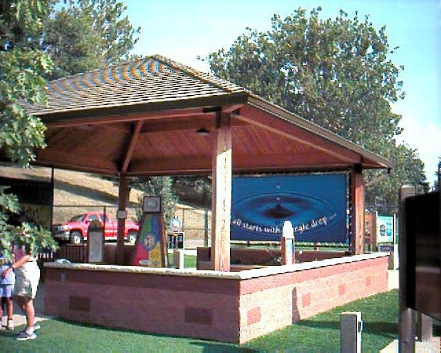 Watershed Park Welcome Center 2003
