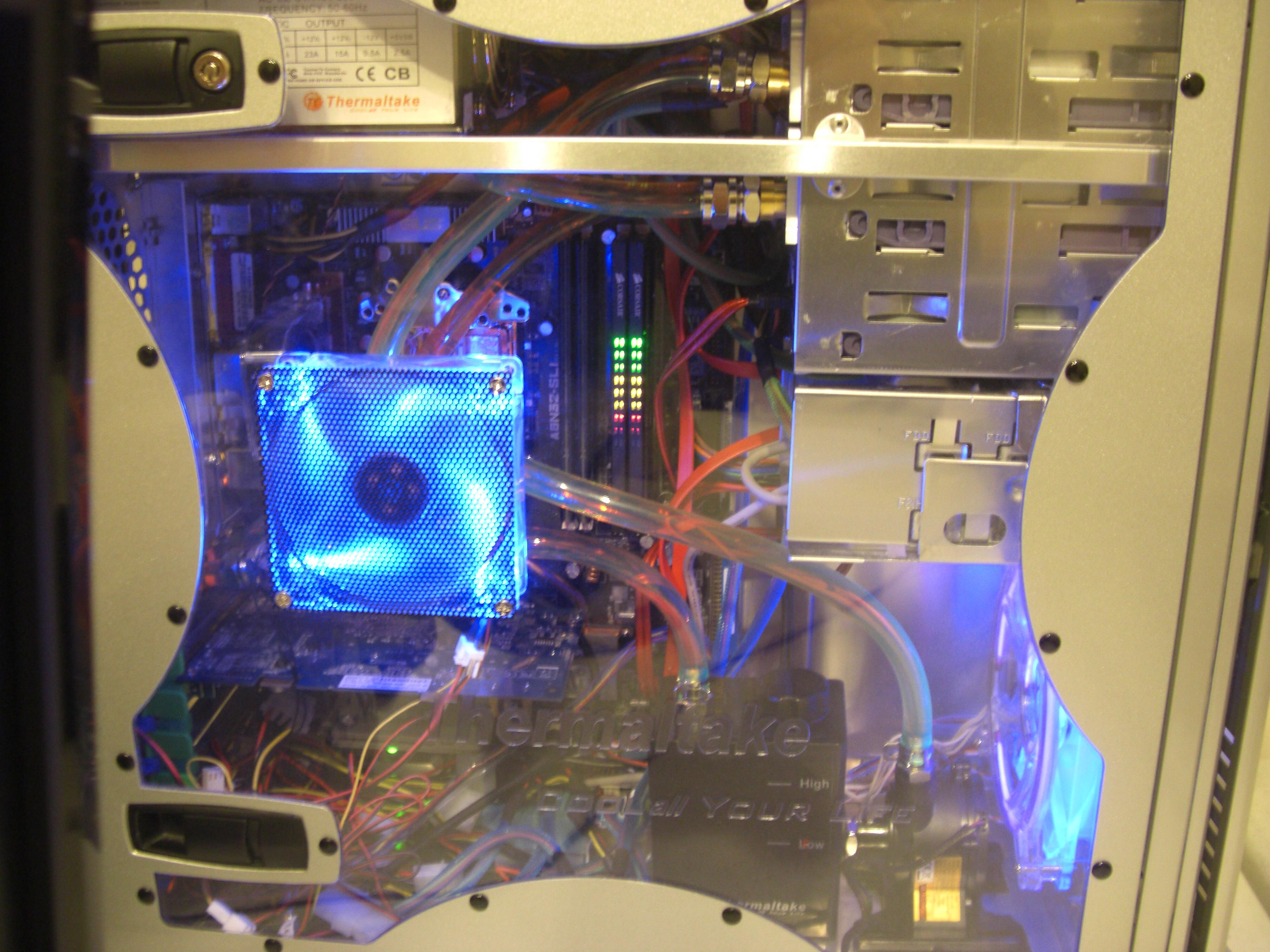 Thermaltake ProWater 850i Liquid Cooling system
