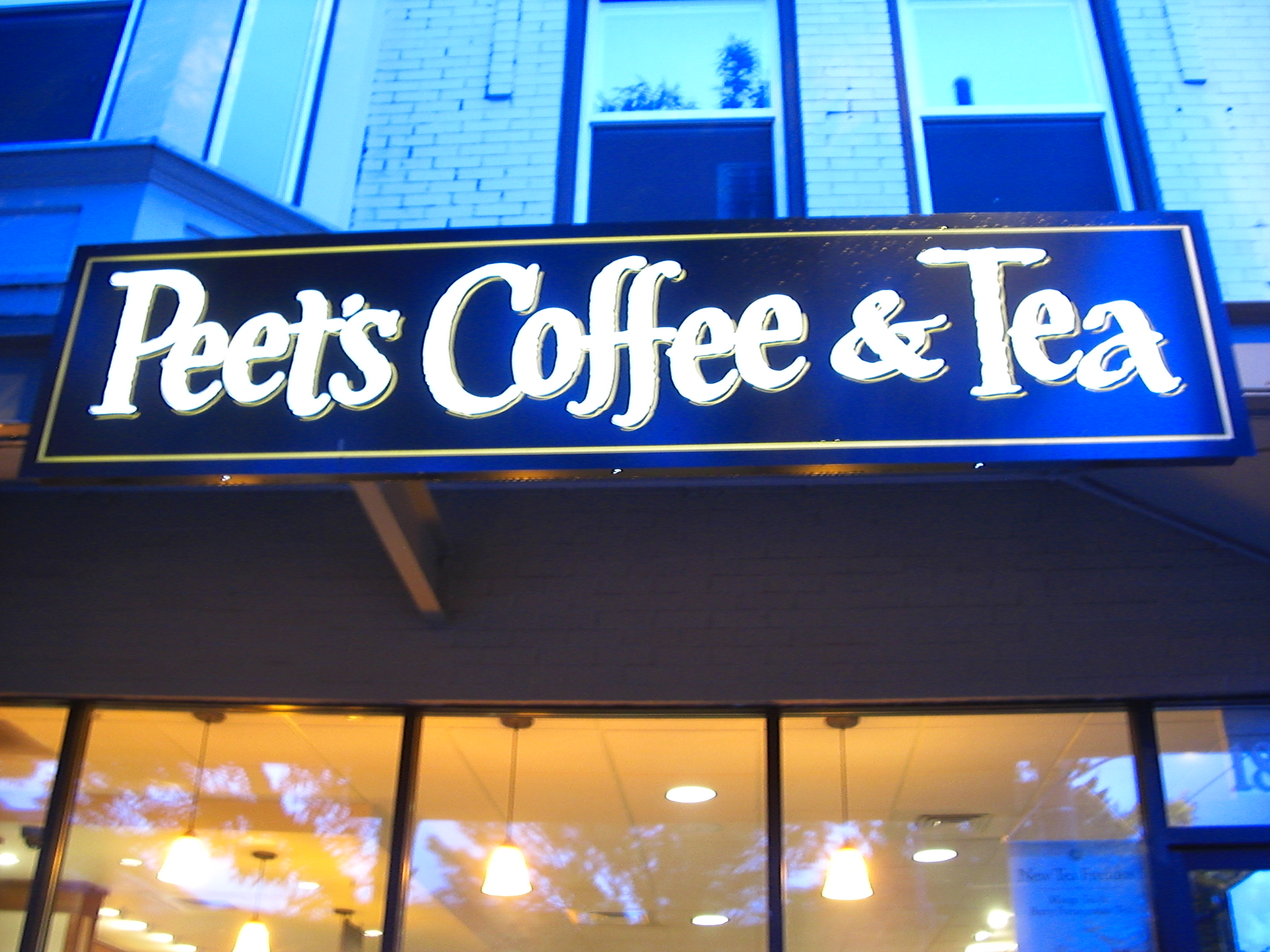 Peet's Coffee & Tea Seattle