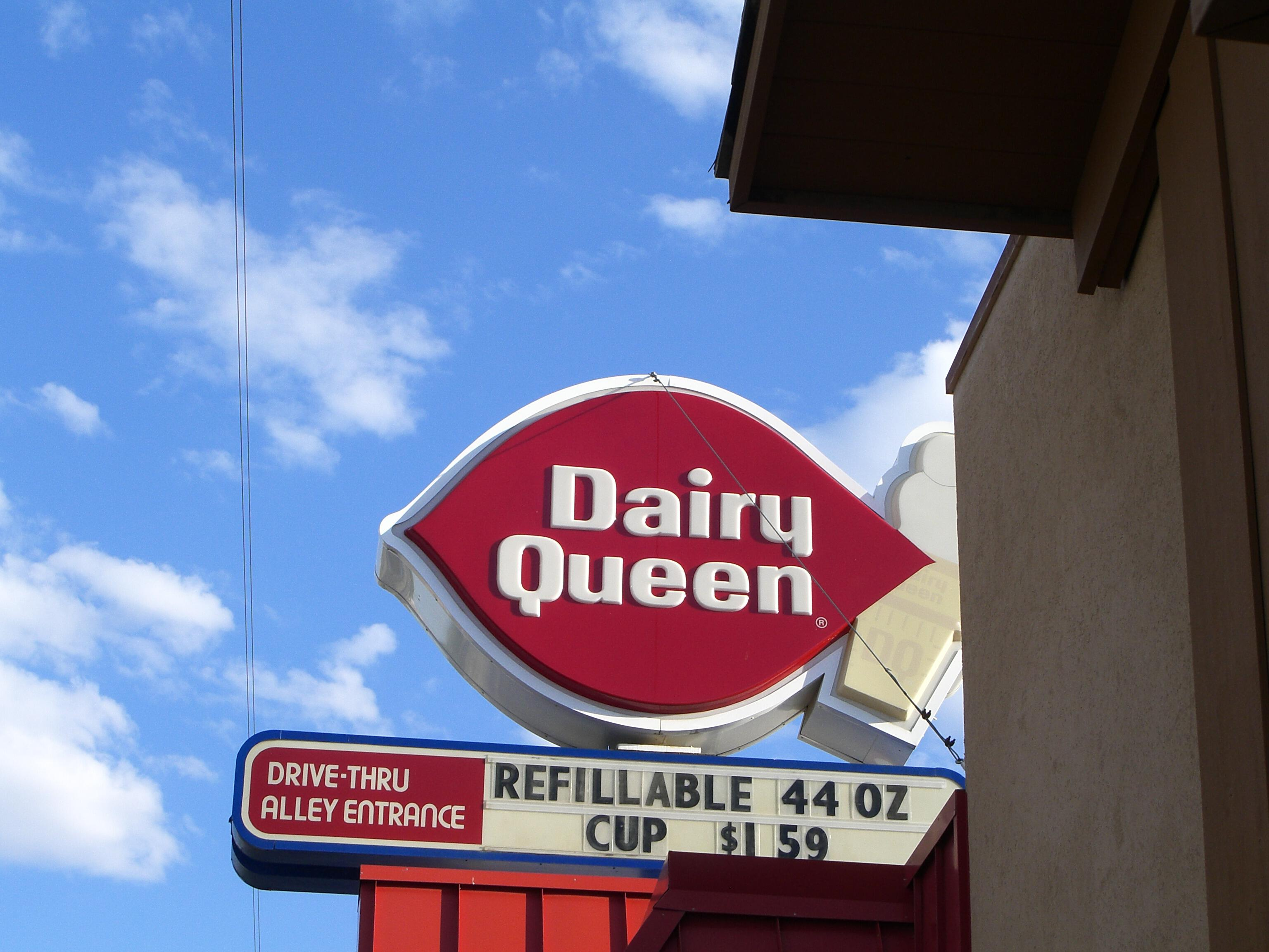 Dairy Queen Sheridan Wyoming